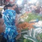 HARGA SEMBAKO SOLO : Blusukan Kemendag di Pasar Gede: Harga Bahan Pokok Naik Signifikan