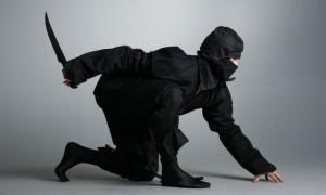 Ilustrasi Ninja (didyouknowfacts.com)