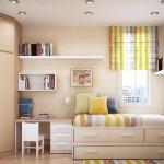 Ilustrasi kamar minimalis layaknya kamar hotel (Pinterest) (1)