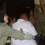 KISAH UNIK : Terjaring Razia PGOT di Salatiga, Kakek-Kakek Keluarkan Handphone