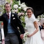 Pernikahan Pippa Middleton Dihadiri Bangsawan dan Selebritis