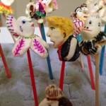 KISAH UNIK : Keren! Seniman Ini Sulap Popcorn Jadi Karya Seni