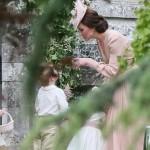 Beredar Foto Saat Kate Middleton Tegur Pangeran George