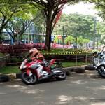 Track Day Honda CBR, Belajar Balap Bareng Astra Honda Motor