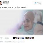 VIDEO UNIK : Tampilkan Adegan Keramas Tanpa Lepas Jilbab, Iklan Ini Bikin Ngakak
