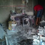 Ditinggal Pemilik, Kios di Pasar Ayu Balapan Solo Terbakar