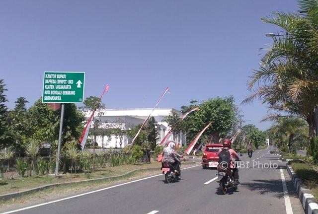 Perkantoran kompleks Pemkab Boyolali di Mojosongo (Akhmad Ludiyanto/JIBI/Solopos)