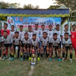 INTERNATIONAL YOUTH FOOTBALL : SMPN 15 Solo Optimistis Raih Tiket ke Tiongkok