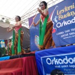 Gelar Lomba Tari di Boyolali, Oskadon Berkomitmen Lestarikan Tradisi