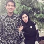 Lucky Hakim dan Tiara Dewi Resmi Cerai