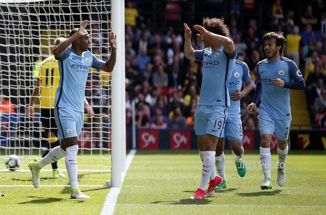 Manchester City (JIBI/Reuters/Stefan Wermuth)