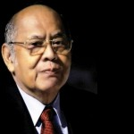 JK Pimpin Pelepasan Jenazah Mantan Menperin Hartarto