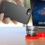 Casing Smartphone Ini Bisa Dipakai Membuat Kopi