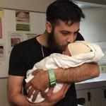 Pengungsi Suriah Namai Anaknya Justin Trudeau
