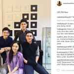 Hadiri Syukuran Rumah Baru Verrell, Natasha Wilona Digoda Warganet