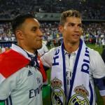 Keylor Navas Dedikasikan Juara La Liga untuk Penderita Kanker