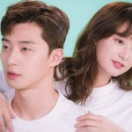 DRAMA KOREA : Kim Ji Won Komentari Perut Six Pack Park Seo Joon