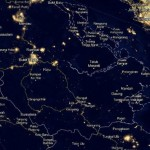 Satelit NASA Potret Ketimpangan Ekonomi Indonesia