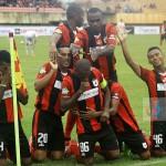 LIGA 1 : Ini Kunci Kemenangan Persipura Atas Borneo FC