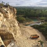 Telaga Biru & Watu Payung, Wisata Unik Perbatasan Sukoharjo-Gunungkidul