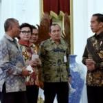 Presiden Jokowi Tegaskan Dukungan Pemerintah kepada KPK