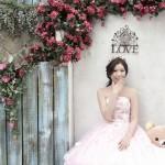 Q May Chen jalani foto pernikahan seorang diri setelah divonis derita kanker stadium akhir (Facebook Q May Chen)