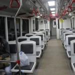 TRANSPORTASI SOLO : Berangkat Pagi Buta, Begini Suasana Railbus Batara Kresna