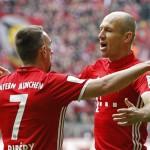 Bayern Munchen Dituntut Cari Penerus Robben-Ribery