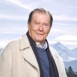 KABAR DUKA : Roger Moore Si Pemeran 7 Kali James Bond Tutup Usia