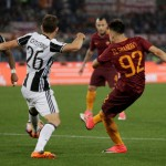 LIGA ITALIA : Prediksi Skor Juventus Vs AS Roma, Imbang?