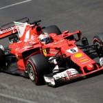 FORMULA ONE 2017 : Duel Sengit dengan Raikkonen, Vettel Juara GP Monaco