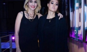 Sheila Marcia dan Melodya Vanesha (Instagram @itsvanezz)