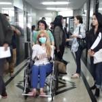Pasca-kecelakaan Sheila Marcia Keluar dari Rumah Sakit