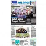 SOLOPOS HARI INI : Transportasi Online Butuh Jalan Tengah Pemkot