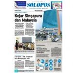 SOLOPOS HARI INI : Jokowi: Kejar Singapura dan Malaysia