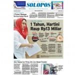 SOLOPOS HARI INI : Jual Beli Jabatan: 1 Tahun, Hartini Raup Rp13 Miliar