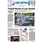 SOLOPOS HARI INI : Tragedi Meriam di Luar Kendali