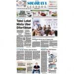 SOLOPOS HARI INI : Soloraya Hari Ini: Taksi Lokal Minta Uber Ditertibkan