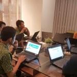 Karyawan Tokopedia Mengajarkan Office Boy Coding (Nakama Learning Class) 21-10-2016 (Tokopedia)
