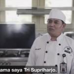KISAH INSPIRATIF : Ini Perjalanan Hidup Tri Supriharjo Warga Karanganyar Jadi Juru Masak Presiden Jokowi