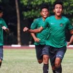 LAGA UJI COBA : Timnas U-16 Lumat Filipina 4-0
