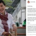 Ucapkan Selamat Puasa, Istri Ahok Veronica Tan Banjir Pujian