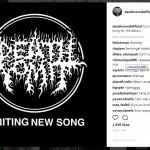 BAND JOGJA : Pengumuman, Death Vomit Menulis Lagu Baru