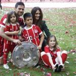 LIGA JERMAN : Ucapan Terima Kasih Ancelotti untuk Alonso dan Lahm