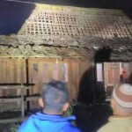 BENCANA BOYOLALI : 14 Rumah di Selo Rusak Diterjang Puting Beliung