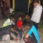 KEBAKARAN PONOROGO : Sakit Jiwa, Pemuda Asal Kauman Bakar dan Rusak Rumah