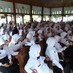 Bupati Sragen Serahkan SK CPNS untuk 134 Bidan Desa