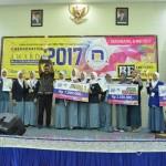 KAMPUS DI SEMARANG : Siswa SMKN 2 Juara Creanovation Awards Udinus