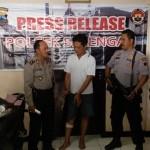 CURANMOR SOLO : Melawan Saat Ditangkap, Tersangka Pencuri Motor Teman Didor