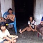 KISAH TRAGIS : Duda Tiga Anak di Kendal Sita Perhatian Netizen